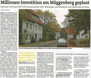 Westfalenpost vom 27.10.2012