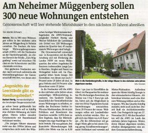 Westfalenpost vom 05.07.2013