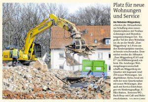 Westfalenpost vom 07.02.2019